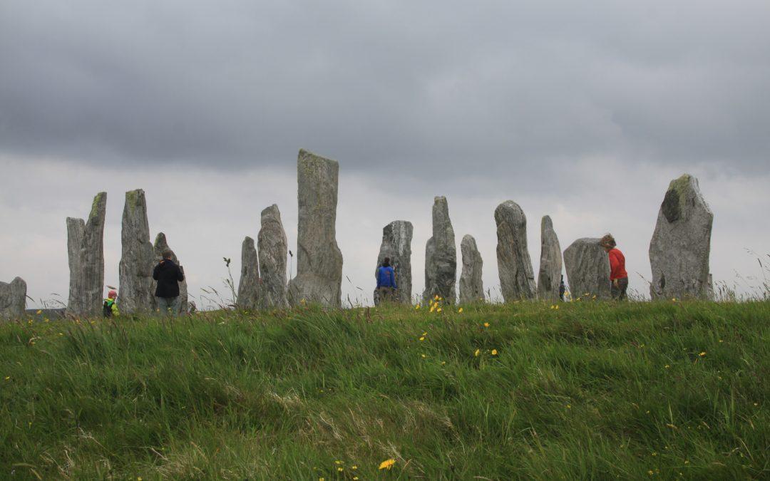 Longest Day/ Summer Solstice at Callanish Stones