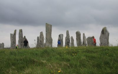 Longest Day/ Summer Solstice at Callanish Stones